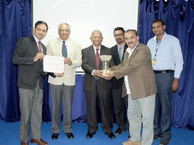 Amity Award was won by Lupin Foundation, Bhopal