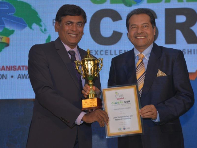 Blue Dart World CSR Day Award for Best Livelihood Project