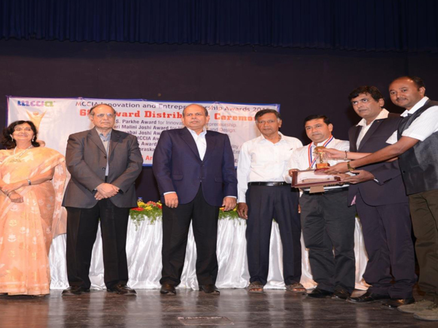 MCCIA B. G. Deshmukh, IAS Award for Excellence for Corporate Social Responsibility (CSR)