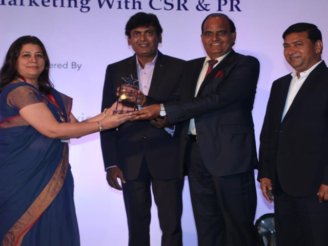 Received Best CSR Publication of the Year